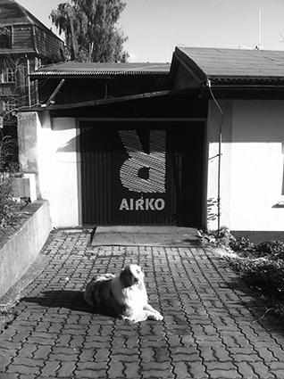 Airko vstup