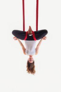 Aerial Yoga cvičení