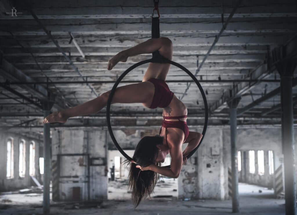 Síla a krása v kruhu